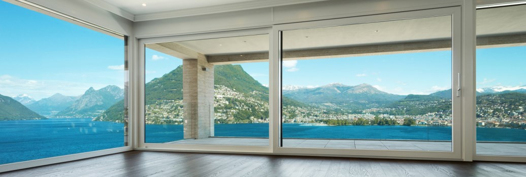 Infissi in pvc porte finestre portoni ceccarelli infissi jesi - Oscurare vetro porta ...