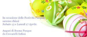 Buona Pasqua da Ceccarelli Infissi