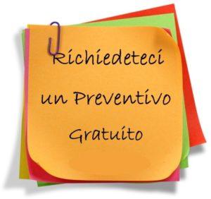 Preventivi gratuiti e consulenza pre-vendita